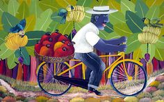 Bicycle with Cashews by Ivonaldo Veloso de Melo