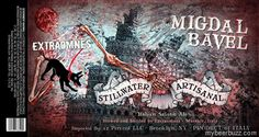 Stillwater Artisanal Ales / Extraomnes – Migdal Bavel Italian Saison
