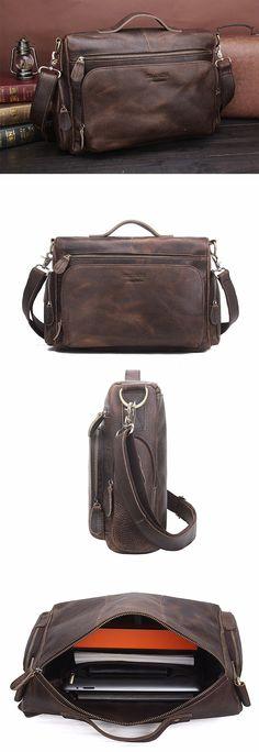 Briefcase For Men, Messenger Bag Men, Leather Men, Wallet, Bags, Handbags, Purses, Diy Wallet, Purse