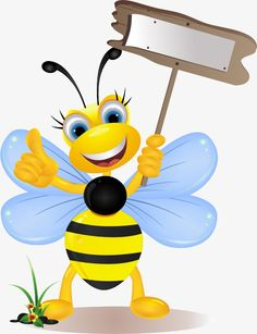 Bee cartoon PNG and Clipart Bee Clipart, Bee Pictures, Bee Drawing, Cartoon Bee, Bee Party, Baby Clip Art, Cute Bee, Bee Theme, Cute Cartoon Wallpapers
