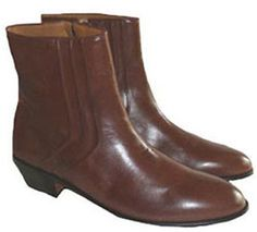 Stacy Adams Vintage 1970s Beatle Ankle Boots New | NeldasVintageClothing - Clothing on ArtFire