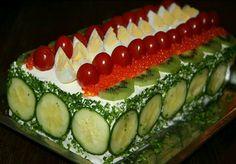 رولت پنیر   T.Tavakoli.V Breakfast cake