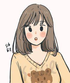 Kawaii Drawings, Cute Drawings, Character Illustration, Illustration Art, Arte Indie, Character Art, Character Design, Cute Themes, Cartoon Art Styles