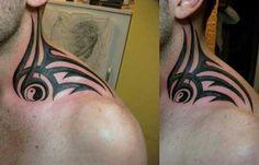 boyna tribal dövme modelleri