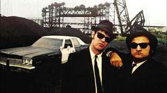 Blues Brothers on 95th St. Look for Calumet Fisheries.