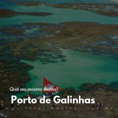 Porto de Galinhas melhor lugar para passar suaa férias e lua de mel! Mais detalhes em breve no blog! #inspiremulher