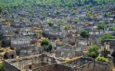 Kayakoy, the Ghost Town