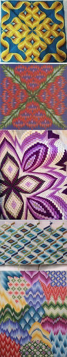 Забытая техника «барджелло», или Безграничные возможности флорентийской вышивки