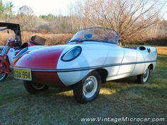 Goggomobil Dart - www.VintageMicrocar.com