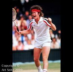John McEnroe  http://www.tennisconfidential.com