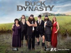 aaaaahahah duck dynasty... just look at Si its prettttty great hahah