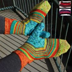 This is such a unique way to knit a pair of mittens! We have here Unicorn Tails, offered (via this web page) one at a time. Choose four colorways: one will be t... Knitting Kits, Knitting Patterns, Unicorn Tail, Madeline Tosh, Fade Out, Mittens Pattern, Sock Yarn, Main Colors, Green And Gold