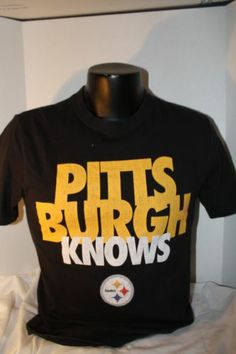 Pittsburg Steelers NLF Team Apparel Size Small | eBay
