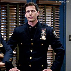 Brooklyn Nine Nine Funny, Jake And Amy, Jake Peralta, Men Tv, Andy Samberg, Hot Actors, Best Series, Dream Guy, Series Movies