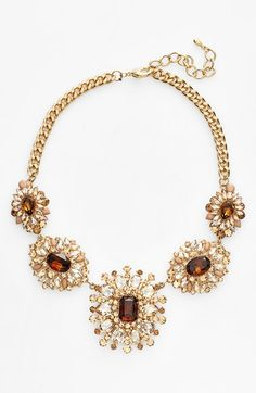 Ruby Statement Necklace.