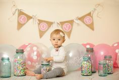 I love the idea of giving a toddler/baby a jar that is cute in the photo but gives their busy hands something to do!  Shannon Payne Photography Leg Warmers Inspiration Photography blog Prop Junkie Photographer community