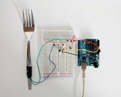 PlayFood / interactive fork prototype 04/12