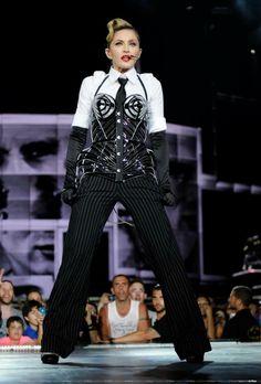 Madonna - MDNA Tour - Tel Aviv, Israel, May 31, 2012.