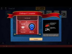 FreeCell Adventure Challenge #1 | 29th December 2016