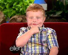 Noah Ritter Visits The Ellen Show