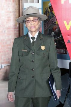 This woman rocks: 93 y/o Betty Reid Soskin is the oldest active ranger in Nat'l Park Service http://www.doi.gov/employees/news/womens-history-month-an-interview-with-93-year-old-national-park-service-ranger-betty-reid-soskin.cfm …