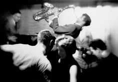 At the Peppermint Lounge - 1962 - Chubby Checker Joey Dee - The Twist - Peppermint twist - At the Peppermint Lounge - 1962 - - art  - photography - by Tony Karp
