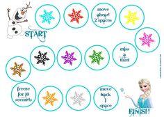 Londonopoly: FROZEN - polowanie na kolorowe śnieżynki