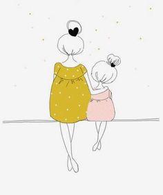 Les 80 Meilleures Images De Mere Fille En 2019 Mère Et