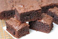 O melhor brownie para fazer e vender • Doce Blog