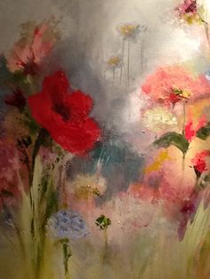 Cathy Mcclymont oil on canvass