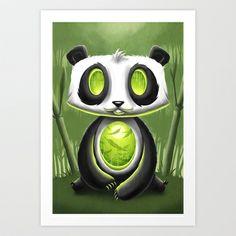 Drizzle+Art+Print+by+Chump+Magic+-+$17.00
