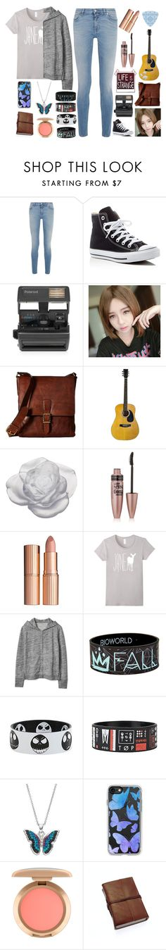 """Life Is Strange - Max"" by weredragon360 ❤ liked on Polyvore featuring Givenchy, Converse, Impossible, Clair Beauty, Frye, Daum, Maybelline, Charlotte Tilbury, Gap and Casetify"