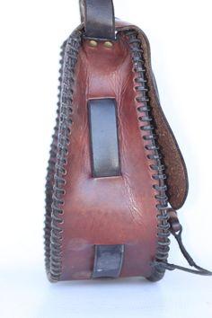 Hermoso muy grande vintage TEXAS mano mano hecha por uniqueboutlque