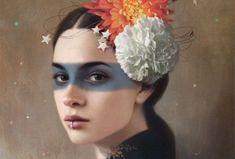 mujer-flor-en-la-cabeza
