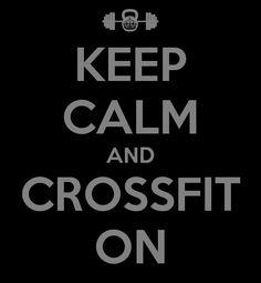 #crossfit