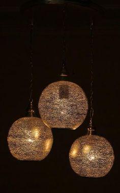 E Kenoz - Moroccan Pendant Lamps -3 in 1, $310.00 (http://www.ekenoz.com/moroccan-lighting/moroccan-pendant-lights/moroccan-pendant-lamps-3-in-1/)