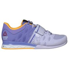 Reebok Crossfit Lifter 2.0 -- This color of the Lifter 2.0 is currently sold out on Reebok's site, but we have plenty of colors left! Purple Glow / Lush Orchid / Solar Gold / Porcelain