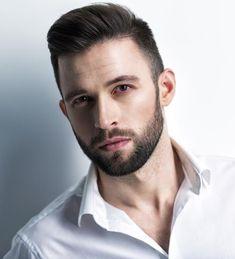Beard And Mustache Styles, Beard Styles For Men, Beard No Mustache, Hair And Beard Styles, Hair Styles, Short Beard Styles, Thin Beard, Beard Fade, Beard Look