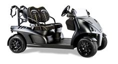 golf buggy with a difference