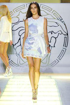 Versace. Spring 2012.