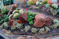 https://flic.kr/p/7JuVNB | Encinitas Succulent Garden | DSC_4391