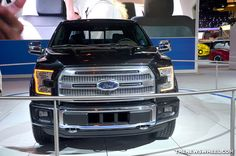 The 2015 Ford F-150 will be debuted at the 2014 SEMA Show taking place in Las Vegas. There are two different models that will be taking the stage!