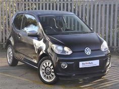 Used 2012 (12 reg) Deep Black Pearlescent Volkswagen Up 1.0 Up Black 3dr for sale on RAC Cars