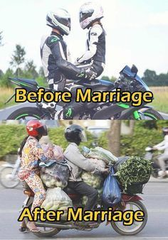 20 funny memes about after marriage life Funny Best Friend Memes, Funny Couples Memes, Funny Cartoon Memes, Very Funny Memes, Funny Fun Facts, Some Funny Jokes, Funny Puns, Stupid Funny Memes, Funny Relatable Memes