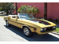 1973// Ford Mustang