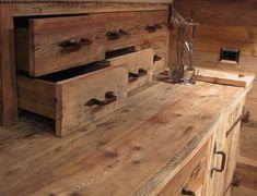 konyhabútor Industrial Loft, Country Chic, Wine Rack, Hardwood Floors, Sink, Shabby Chic, Interior Design, Storage, Furniture
