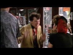Pretty in Pink Otis Redding impression...one of my favorite scenes