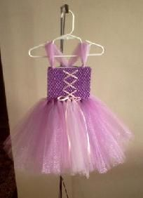 Rapunzel~ 'Tangled' Princess Dress Costume 2T 3T $23