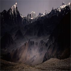 Turgen Mountains, Mongolia my first Dream Vacation location