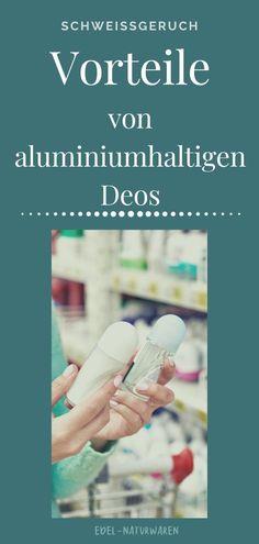 Ziemlich in den Verruf geraten sind Aluminiumsalze in Deodorants. Zu den wichtigsten Argumenten für den Einsatz von Deos mit Aluminiumsalzen spricht, dass sie nicht nur die Geruchs-, sondern auch die Schweißbildung hemmen. Konkret heißt das: Lästige Schweißflecken unter den Achseln adé. Die wichtigsten Fakten zum Thema und wirksame Alternativen findest du hier. Beauty Routine | Schutzbarriere der Haut |  weniger Allergien | Naturkosmetik Blog |  natürliche Kosmetik #sichgutestun Deodorant, Holding Hands, Blog, Do Good, Hair Care Tips, Allergies, Hand In Hand, Odor Eliminator